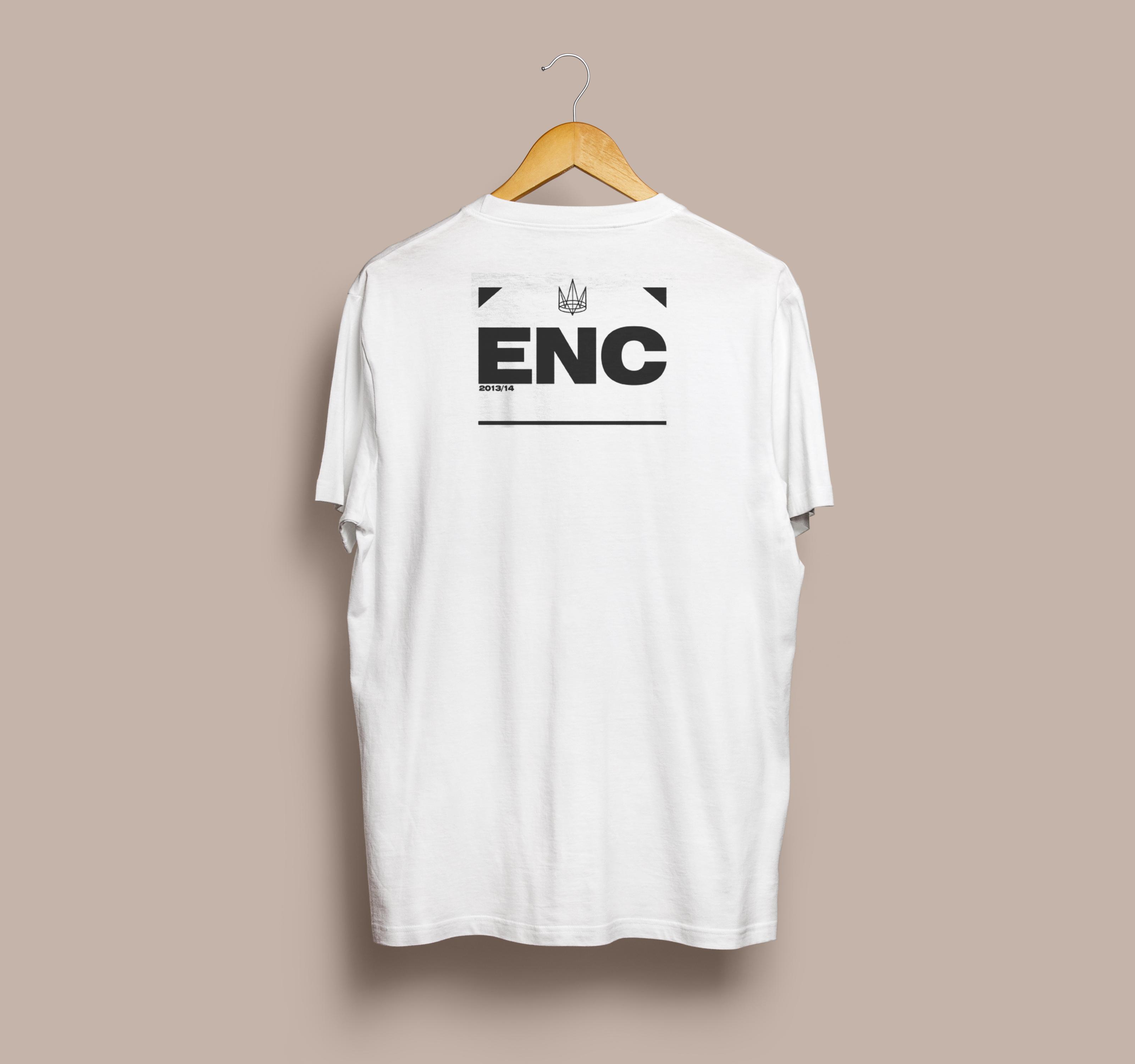 ENC Tee Back