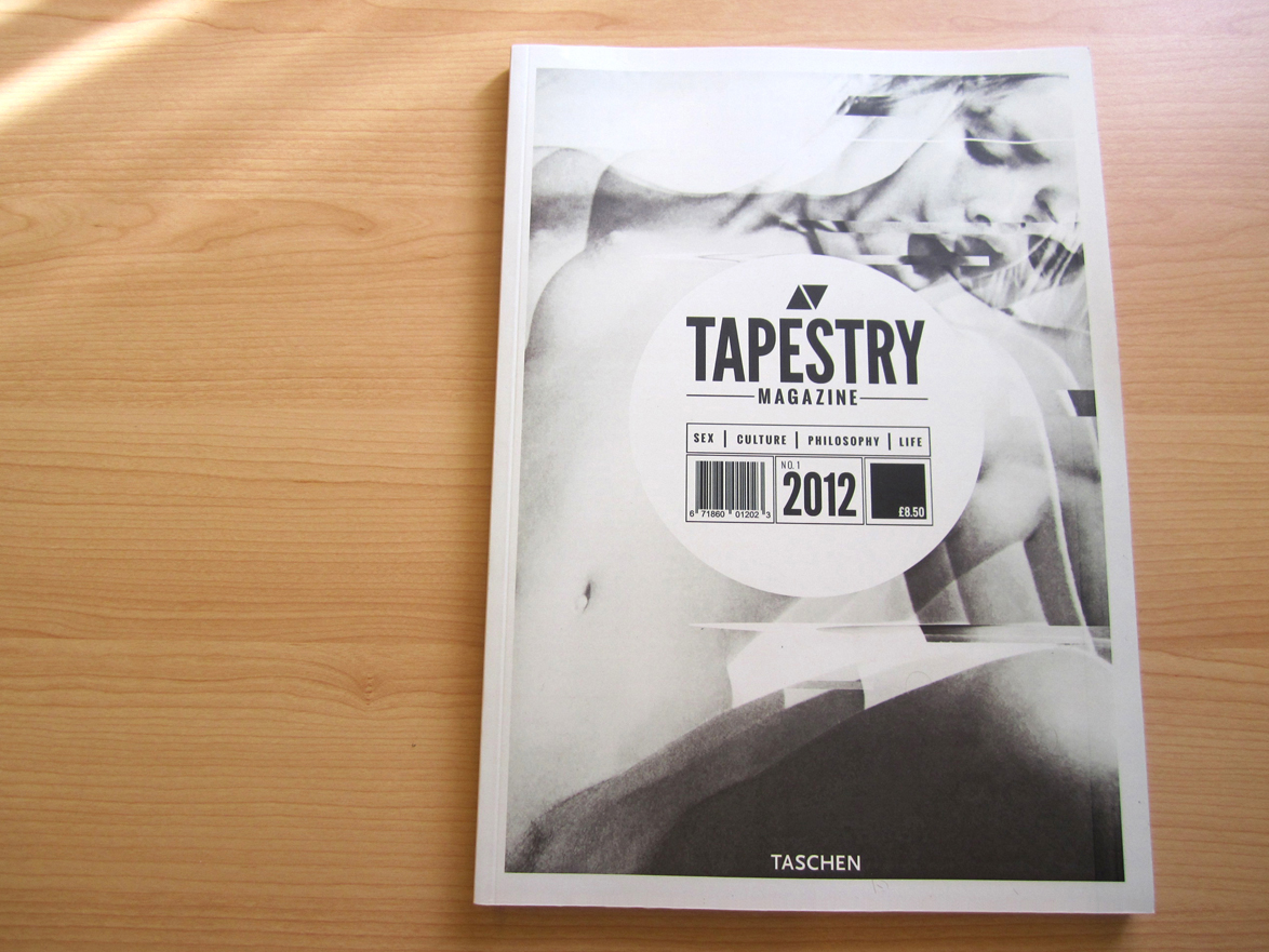 Tapestry Cover